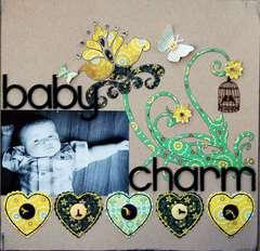 Baby Charm *BasicGrey*