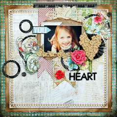 Heart *BasicGrey*
