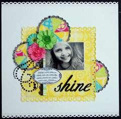 Shine *Sketches2Scrapbook*