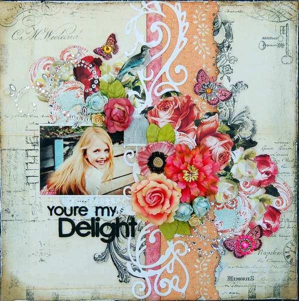 You're My Delight *TCR #83 & Prima*