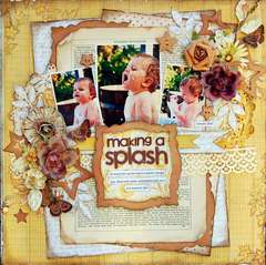 Making a Splash - *Prima & TCR #84*