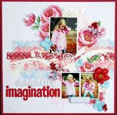 Delightful Imagination *TCR #9*
