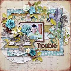 Trouble *Prima and TCR 124*