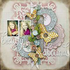 Beauty Abounds *Glitz*