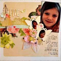 Five favorites at 5