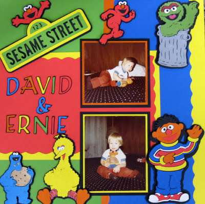 david and ernie