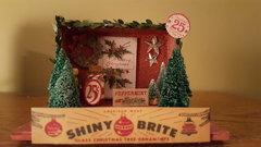 Christmas Tree Vignette
