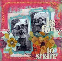it's fun to share-Prima