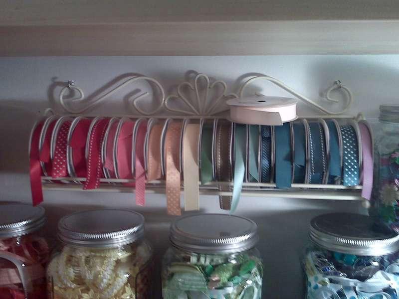 PTI Ribbon Storage