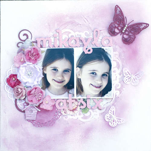 Mikayla at six