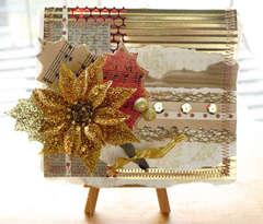 Gauche Alchemy Christmas Card
