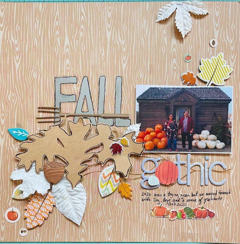 Fall Gothic