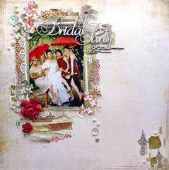 Scrap FX Wedding Page