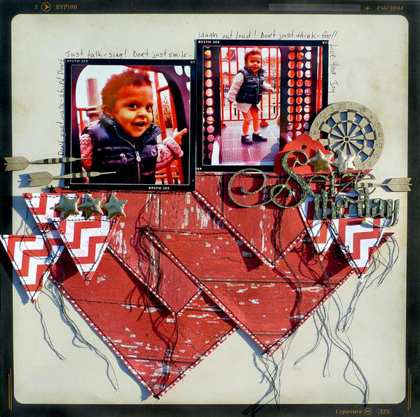 Triangles! Scrap FX DT