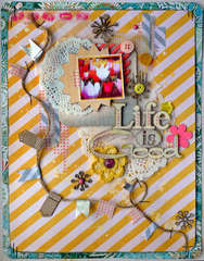 Life Is Good- Scrap FX DT