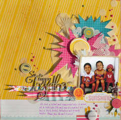 So Happy Together- Scrap FX DT