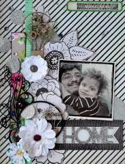 Wonderful Home- Scrap FX DT