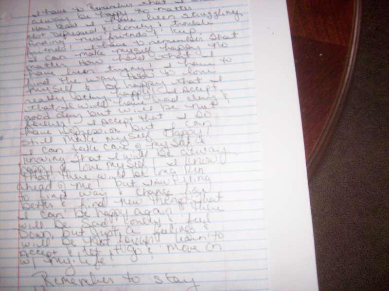hidden journaling