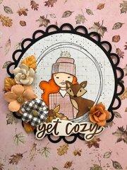 Julie Nutting Fall 2020 (Hello Fall) Card by DG Martinez