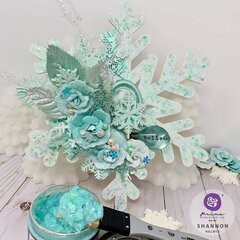Snowflake by Shannon Helwig