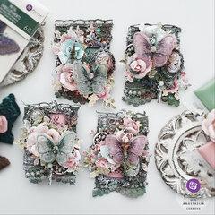 My Sweet Collection ATC Cards by Anastasija Cernova