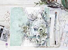 My Sweet Collection Layout by Sharon Ziv