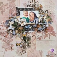 Nature Lover Collection Layout by Ksenia Vesnina