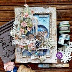 Capri Collection Canvas by Nadya Drozdova