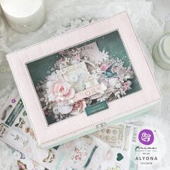 My Sweet Collection Box by Alyona Ivchik