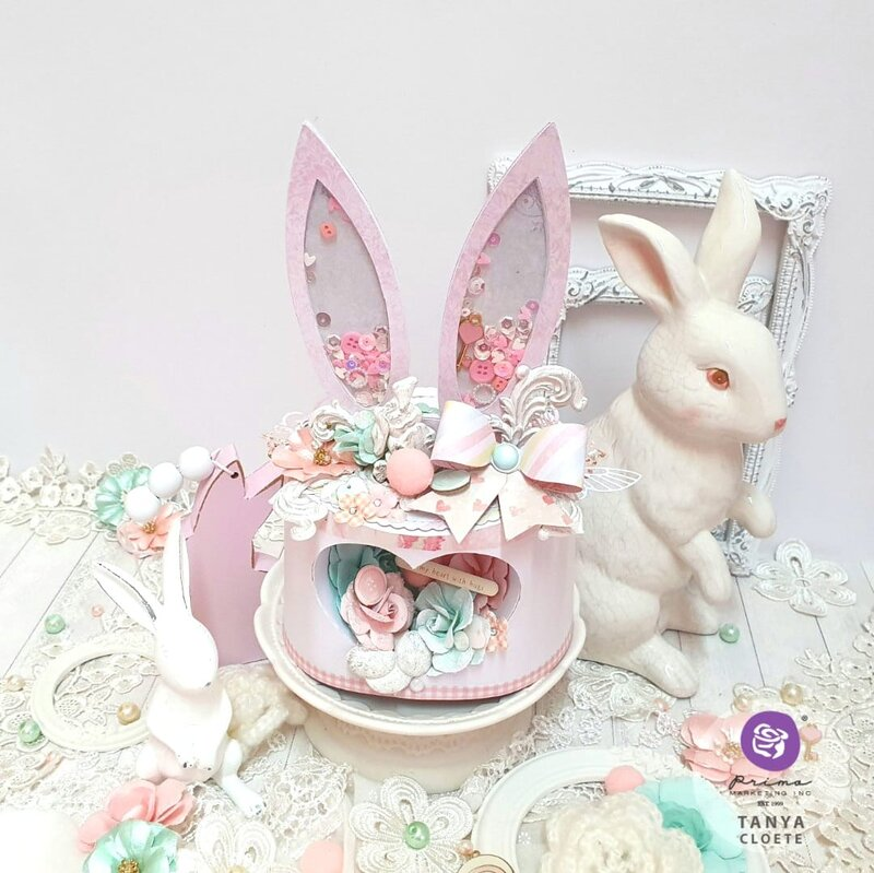 Magic Love Collection Bunny by Tanya Cloete