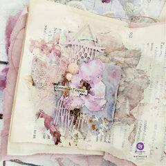 Junk Journal by Nathalie Dalibard