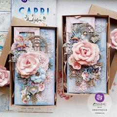 Capri Cards by Anastasija Cernova