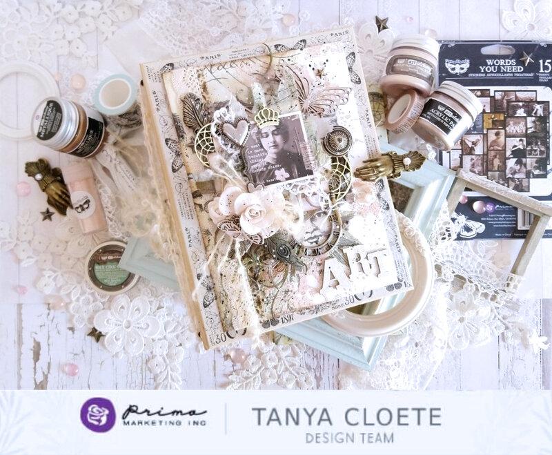 Art Journal by Tanya