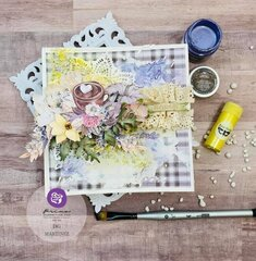 Hello Pink Autumn Album by DG Martinez