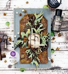 Sharon Ziv Inspiration by Wiola Wuwu