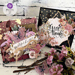 Hello Pink Autumn Inspiration by Di Garling