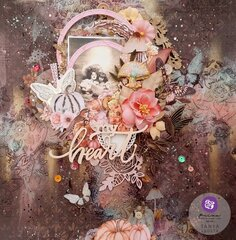 Hello Pink Autumn Inspiration by Tanya Cloete