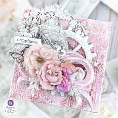 Pink Inspiration by Lanette Erickson