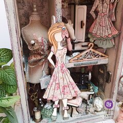 Willow's My Sweet Sewing Shoppe by Tanya Cloete