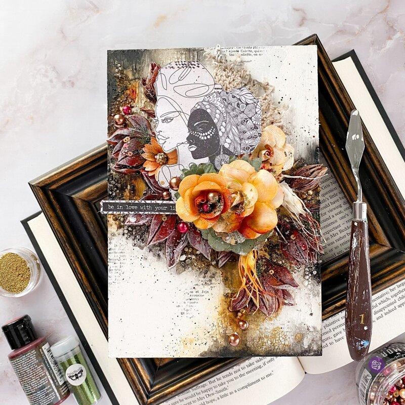 Diamond Collection Canvas by Jaya Raghuvanshi