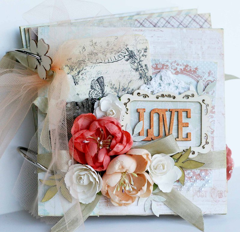 Love Mini-Album by Sharon for Prima