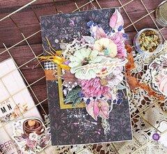 Hello Pink Autumn Inspiration by Jaya Raghuvanshi