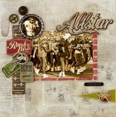 Allstar Layout