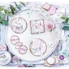 Sugar Cookie Christmas Collection Sugar and Spice Cookies by Toni Tickner