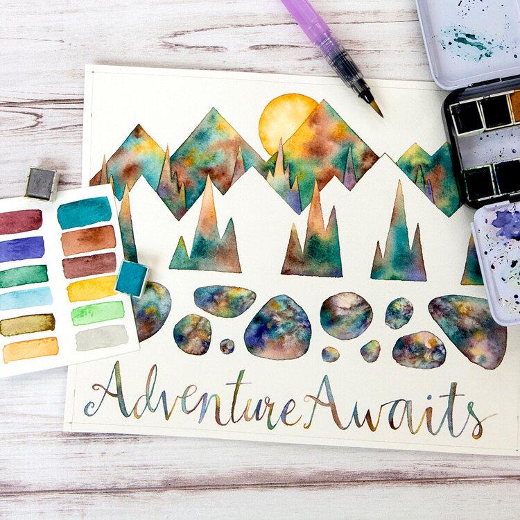 Prima Watercolor Confections Set: Essence