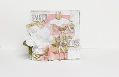 Party Time Julie Nutting Card