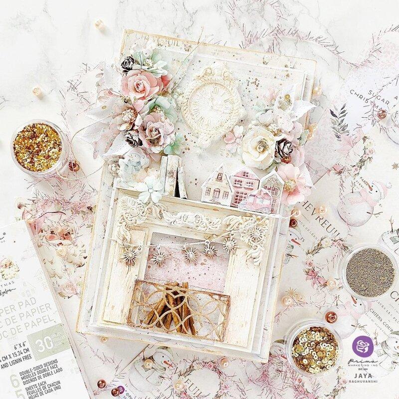 Sugar Cookie Christmas Collection Album by Jaya Raghuvanshi
