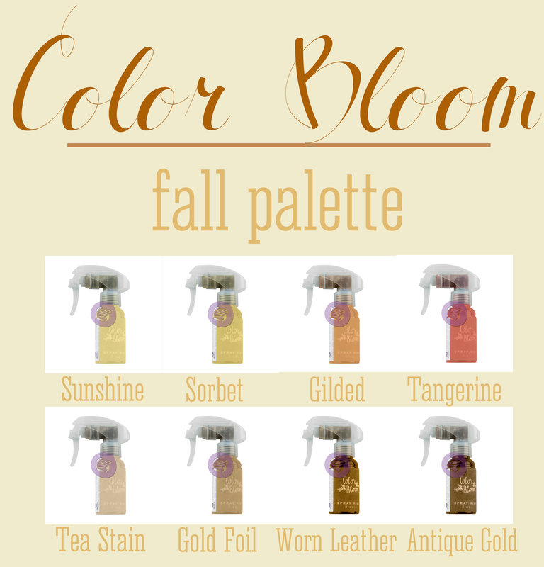 Color Bloom: Fall Palette