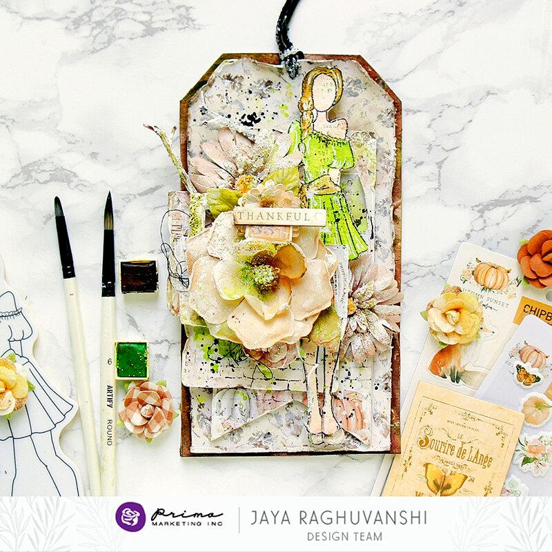 Elena Tag by Jaya Raghuvanshi