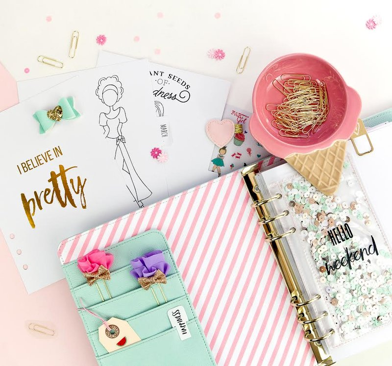My Prima Planner : Julie Nutting Edition